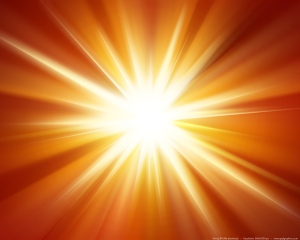 light-burst-background
